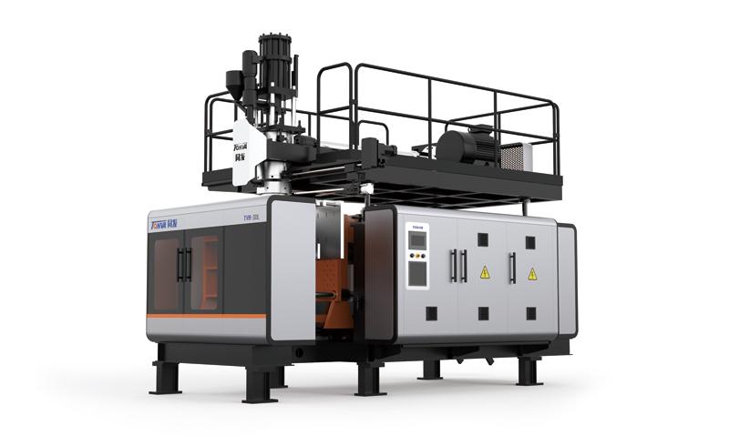 BLOW MOLDING MACHINE           TVA 20L-500L